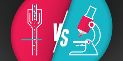 Flow Cytometry vs. Fluorescence Microscopy