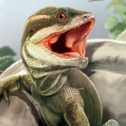 Analysis of Fossil Sheds Light on Reptile Evolution