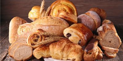 Image of a bunch of baked goods