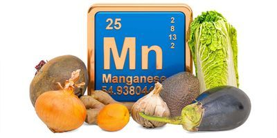 Manganese and foods that contain it