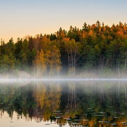 Concentration of Microparticles in Lakes Reflect Nearby Human Activity