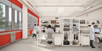 Designing a Lab for the Unknown