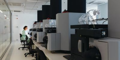 Innovations in Mass Spectrometry
