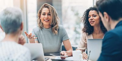 Improving Gender Diversity in Leadership by 'Opting Out' of the Default