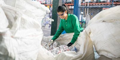 Commercially Viable Production of Climate-Neutral Plastic Is Possible