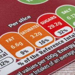 Color-Coded Nutrition Labels and Warnings Linked to More Healthful Purchases