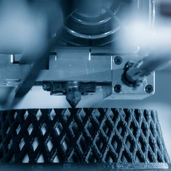 Accelerating the Discovery of New Materials for 3D Printing