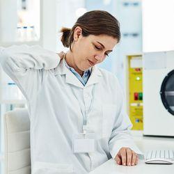 Ergonomic Risk Factors in the Lab