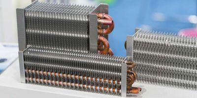 Sintered Porous Media Build Compact, Efficient Heat Exchangers