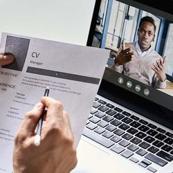 Virtual Job Interviews Infected by COVID-19 Worries, New Study Finds