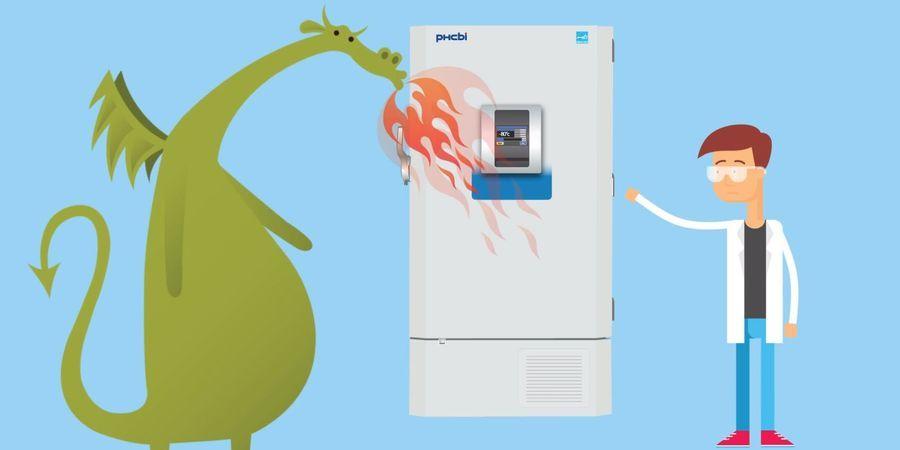Never Compromise Performance When Choosing an Ultralow Temperature Freezer