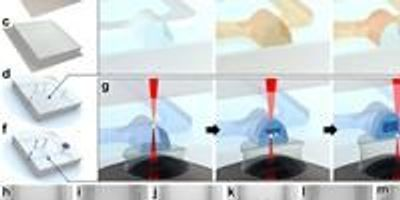 New 3-D Nanoprinting Strategy Opens Door to Revolution in Medicine, Robotics