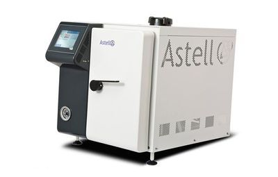 Astell Introduces Closed Door Drying Benchtop Autoclaves