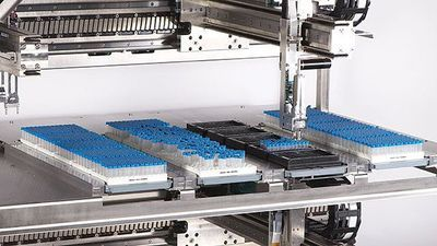 How Safeguarding Sample Integrity with Automated Storage Systems Works