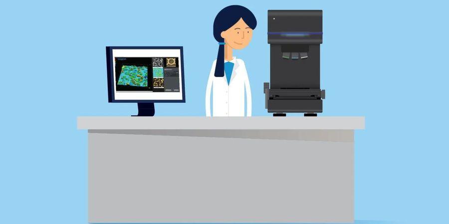 New Olympus LEXT OLS5000 Confocal Microscope