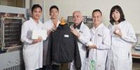 NUS Researchers Turn Plastic Bottle Waste into Ultralight Supermaterial
