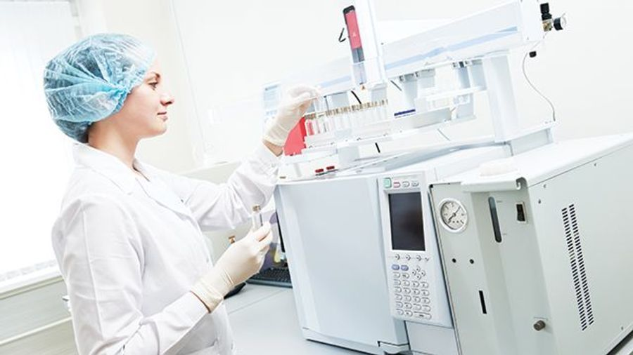 Tandem Power from Gas Chromatography