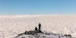 Ice Sheets of the Last Ice Age Seeded the Ocean with Silica