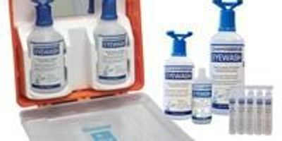 All-in-One Eye Wash Provides Immediate First Aid for Eyes
