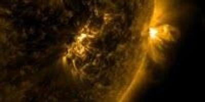 Solar Flares Disrupted Radio Communications during September 2017 Atlantic Hurricanes