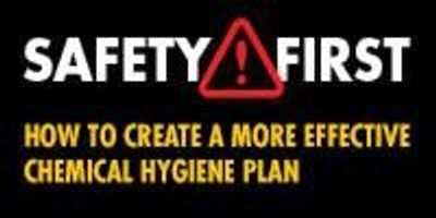 How to Create a More Effective Chemical Hygiene Plan