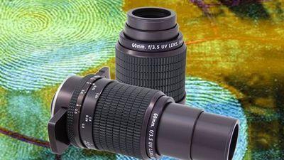 High Performance Fingerprinting Lens