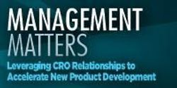 Leveraging CRO Relationships to Accelerate New Product Development