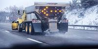 Winter Road Salt and Fertilizers Making North American Waterways Saltier