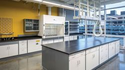Designing the Sustainable Lab