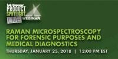 Raman Microspectroscopy for Forensic Purposes and Medical Diagnostics