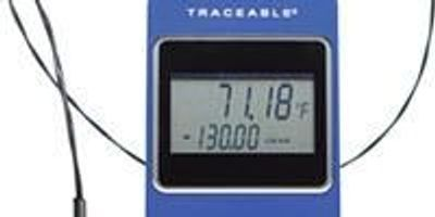 New Traceable® Data Logging Ethernet Thermometers Provide Another Option for Connectivity