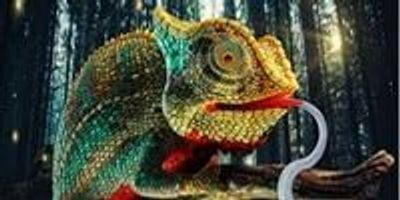 Chameleon's Tongue Strike Inspires Fast-Acting Robots