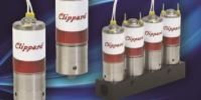 Clippard High Flow Proportional Electronic Valves