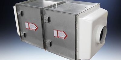CleanAire HEPA and Carbon In-Line Filter Paks