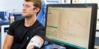 Ultrathin Device Harvests Electricity from Human Motion