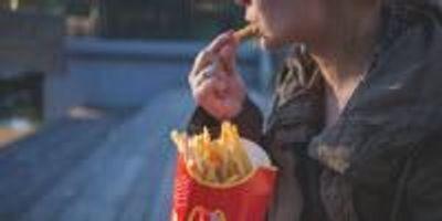 For Richer or Poorer, We All Eat Fast Food