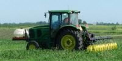 Biofuel: Corn with a Cover of Grass