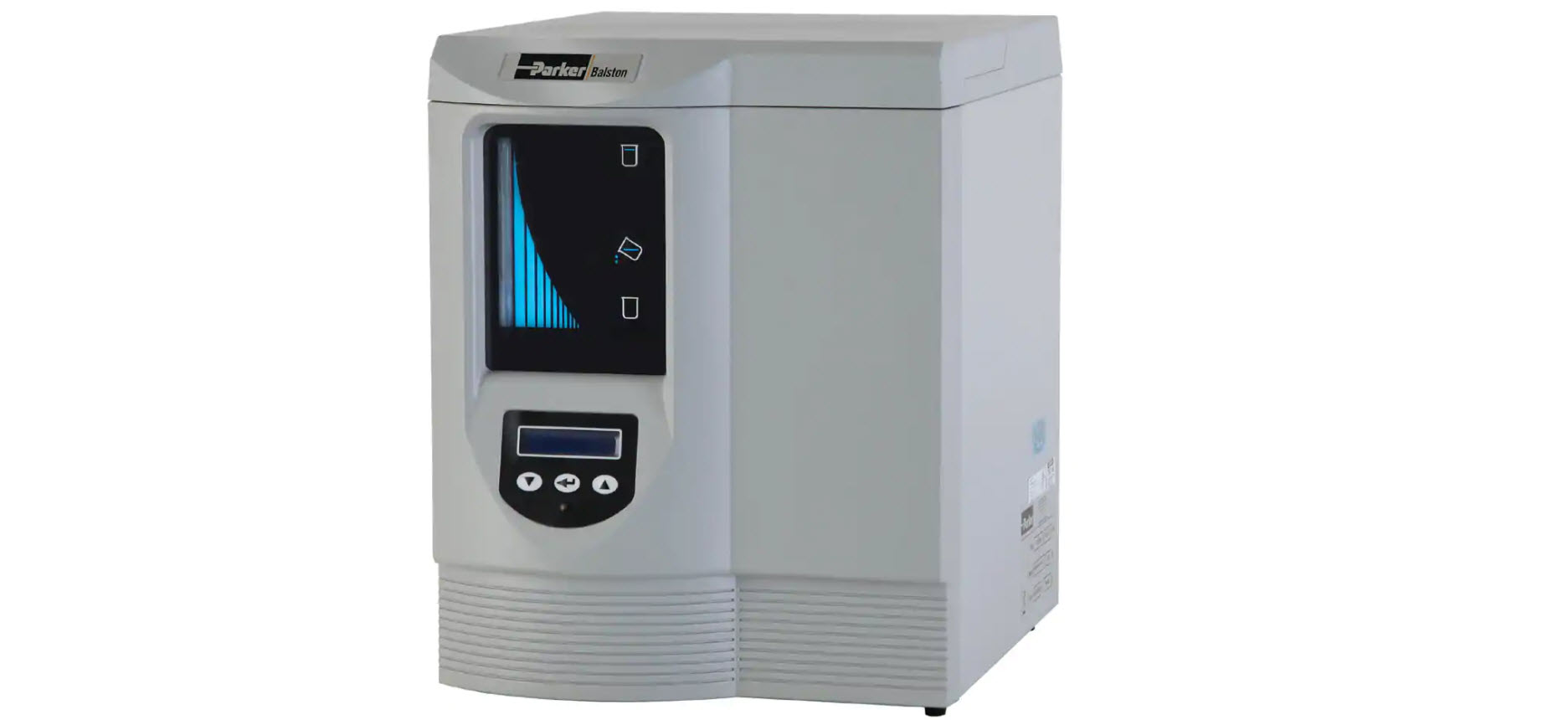 Parker H2PEMPD Series for Critical GC Analyses