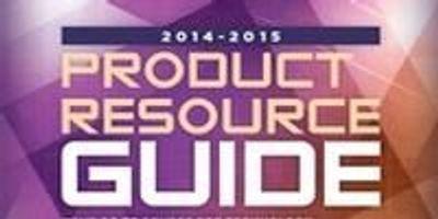 2014-15 Product Resource Guide: Gel Electrophoresis