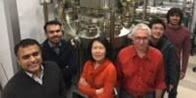 Group Blazes Path to Efficient, Eco-Friendly Deep-Ultraviolet LED