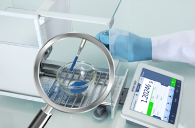 Spilled Sample? Keep Working While Maintaining Accuracy with the New XPR Analytical Balance from METTLER TOLEDO