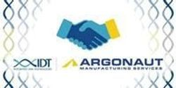 IDT Partners with Argonaut Manufacturing Services to Provide Custom Lyophilized Products and Reduce Environmental Impact