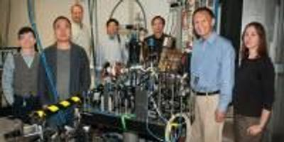 "Ultrafast Imaging Reveals Existence of ""Polarons"""