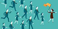 The Key to Getting More Women into Leadership Positions