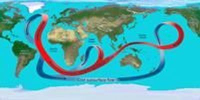 Atlantic Ocean's Slowdown Tied to Changes in the Southern Hemisphere