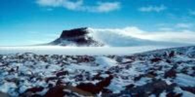 Antarctic Mystery Solved?