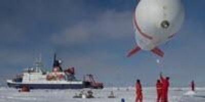Scientists Prepare Ship for Mission Locked in Arctic Ice