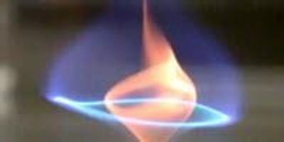 Newly Discovered 'Blue Whirl' Fire Tornado Burns Cleaner for Reduced Emissions
