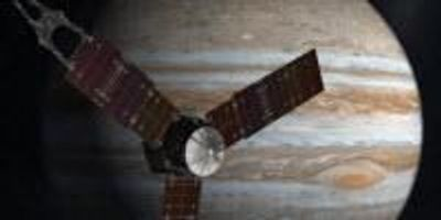 NASA's Juno Spacecraft Successfully Enters Jupiter's Orbit
