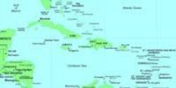 Caribbean Sea Acts Like a Whistle Which Can Be `Heard' from Space